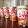 シンガポールで買った日清食品の「カップヌードル」5種類を食べ比べ!