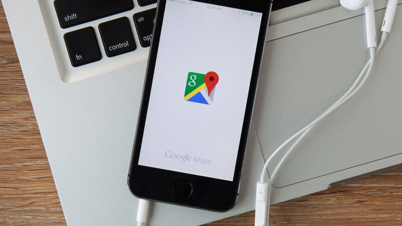 Google Maps App Lets Users Add A New Business To The Map   Search     google maps app laptop ss 1920