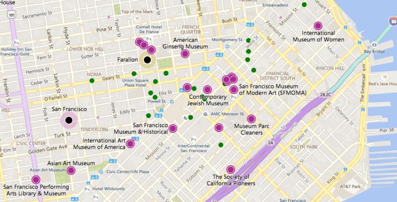 New Bing Maps