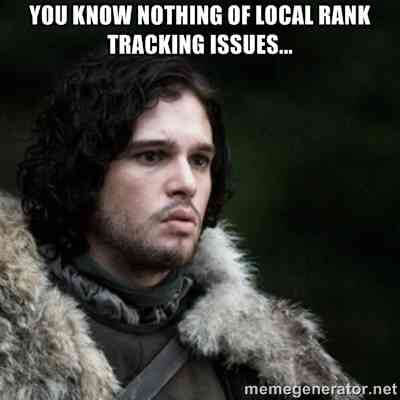 Thoughtful Jon Snow, Local SEO