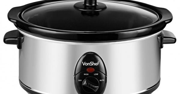 Vonshef 3.5l slow cooker
