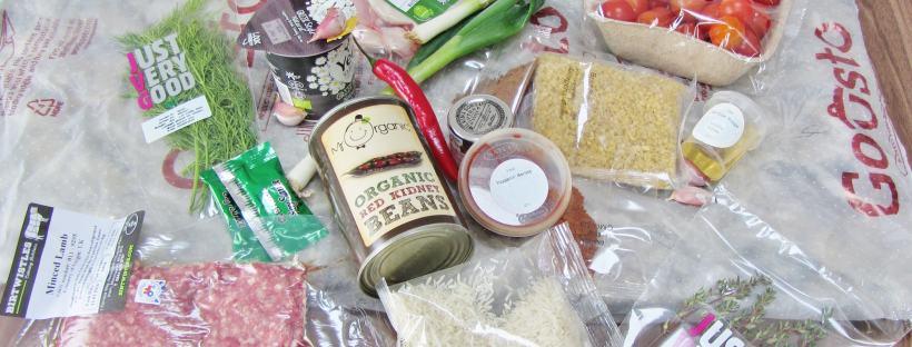 Gousto january 2016 ingredients