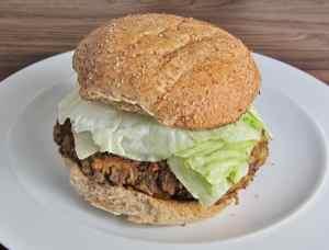 marmite burger