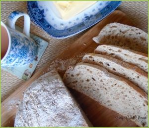 3 No-Knead Bread