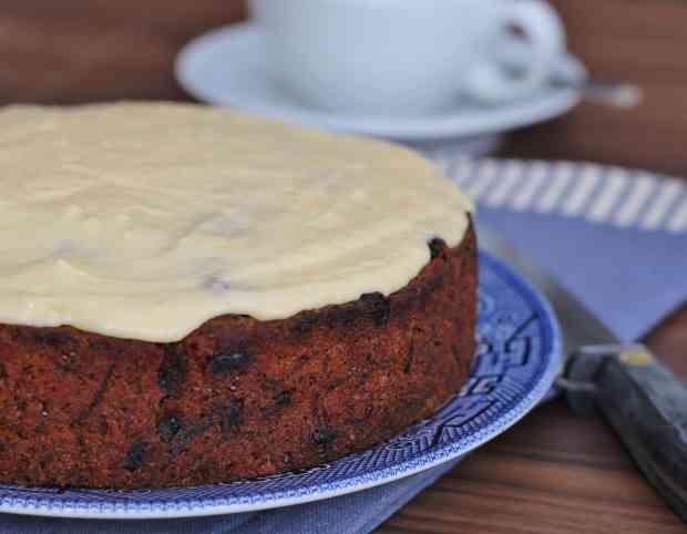 Vegan carrot cake (2)