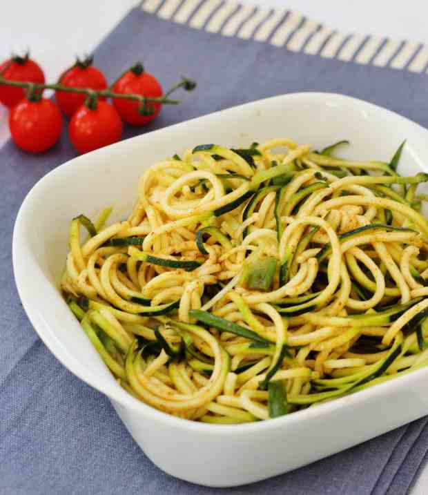 courgetti salad