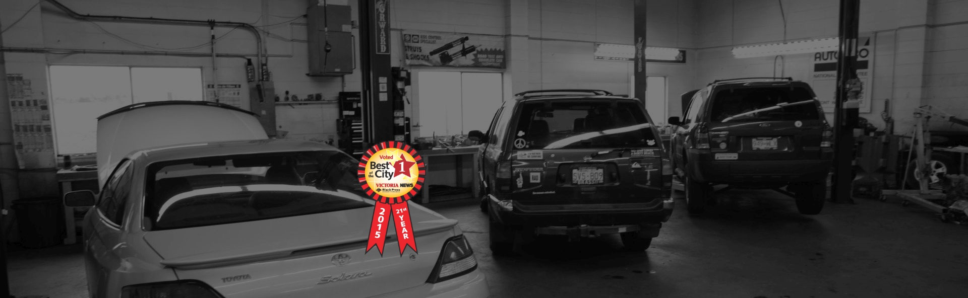 Searles Auto - Voted Best In The City 2015