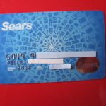 sears commercial one card