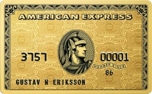 American Express Card Application