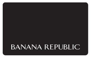 Banana Republic Gift Card
