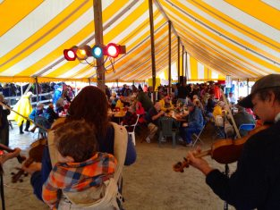 Live Music at the Damariscotta Oyster Festival