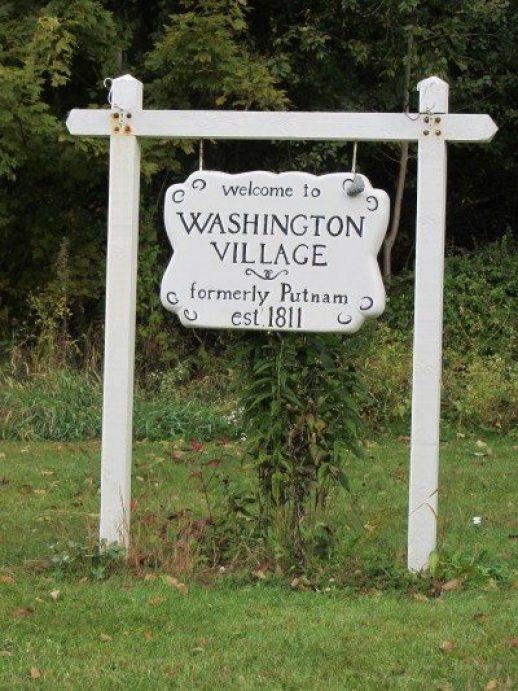 Washington Village, Washington, Maine