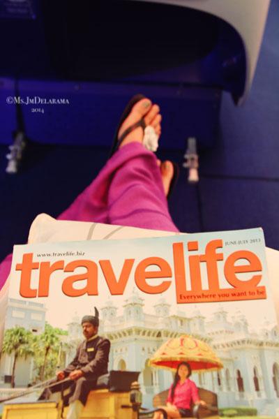 Traveling with Travelife Magazine