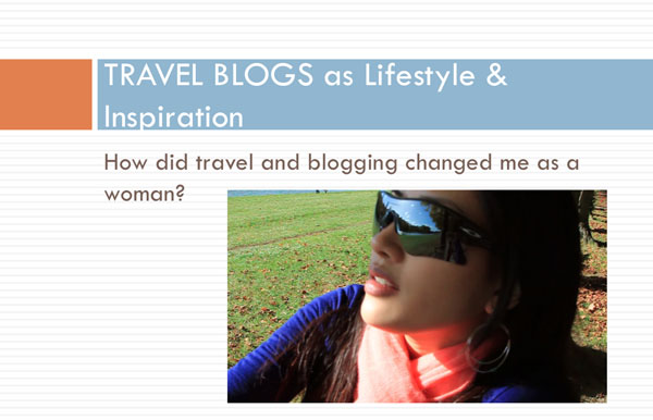blogging and traveling changed me as a woman