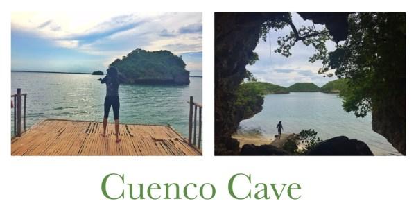 cuenco cave alaminos pangasinan hundred islands