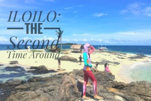 A Teaser: My First Travel Video Series (ILOILO, I'm back!)