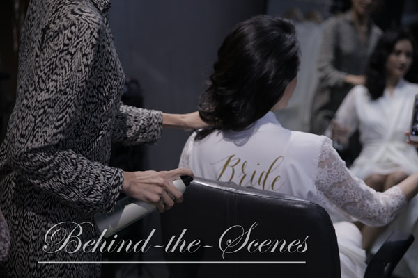 BTS Bridal Story