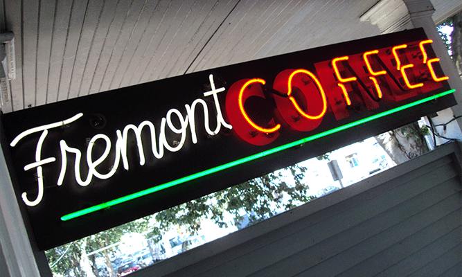 Fremont Coffee Company Makes You Feel at Home