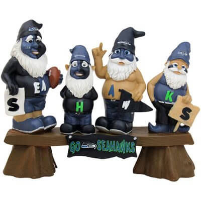 Seattle Seahawks Gnomes