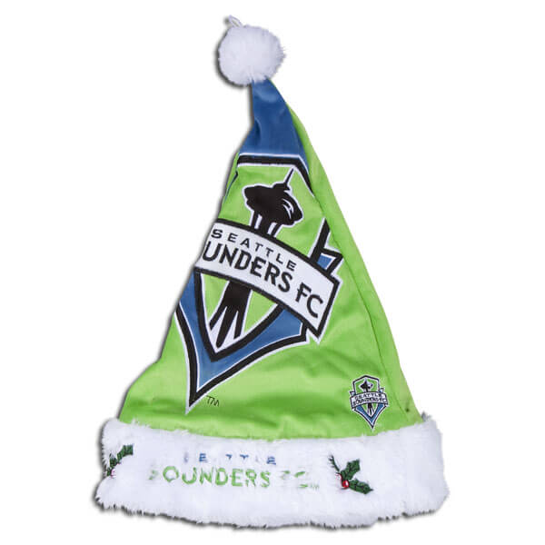 Seattle Sounders Holiday and Christmas Gear