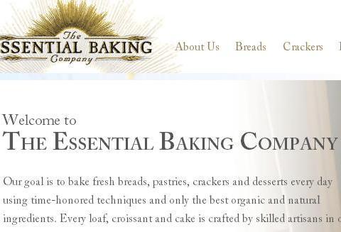 Essential Baking