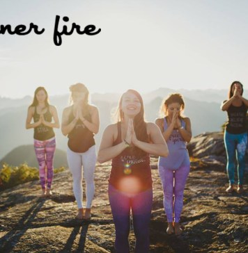 My inner fire lessons learned leah emmott