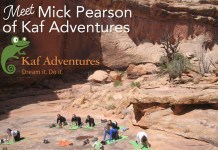 Mick Pearson Kaf Adventures Interview