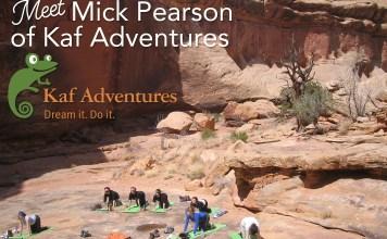 Mick Pearson Kaf Adventures Interview
