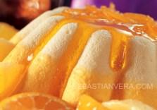 Bavarois Naranja