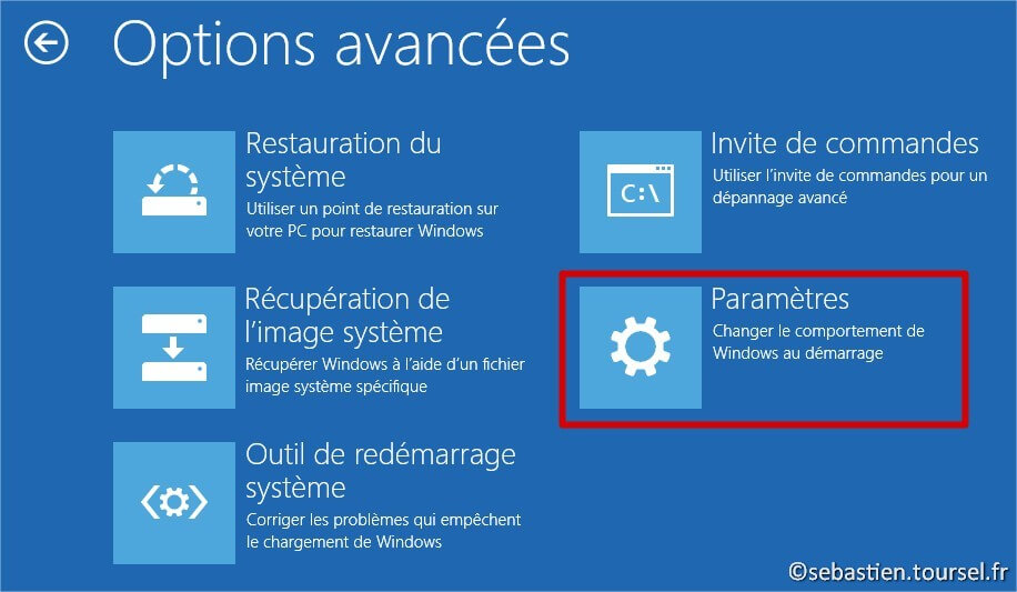forcer la désinstallation des pilotes Windows 8