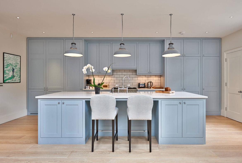 Fullsize Of Blue Kitchen Cabinets