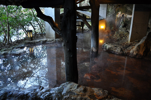 Onsen Indoor pool