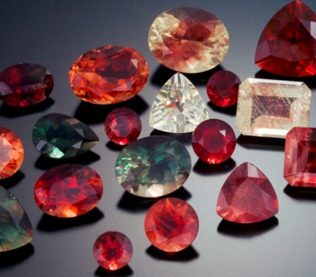 New Chapters: Peridot, Moonstone, Sunstone, Jadeite, Red Spinel, Violet Diamonds