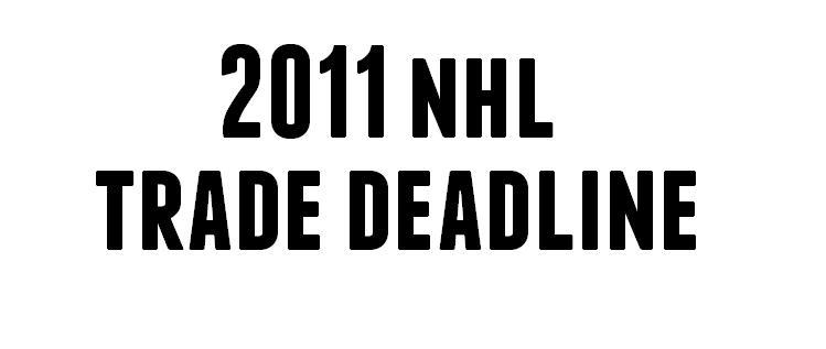 2001 NHL Deadline text