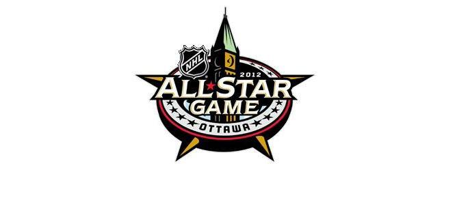 2012 NHL All-Star Game logo banner