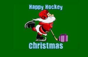 Hockey Santa 2