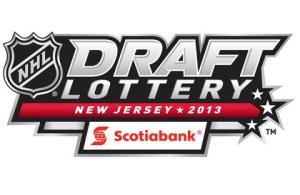 2013 NHL Draft Lottery official logo (NHL) 2