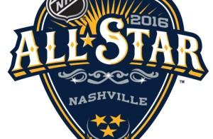 2016 All Star Game Nashville Logo