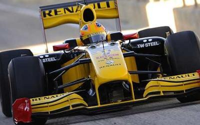 Renault F1: 2010 driver, team and car guide, analysis and statistics - Telegraph