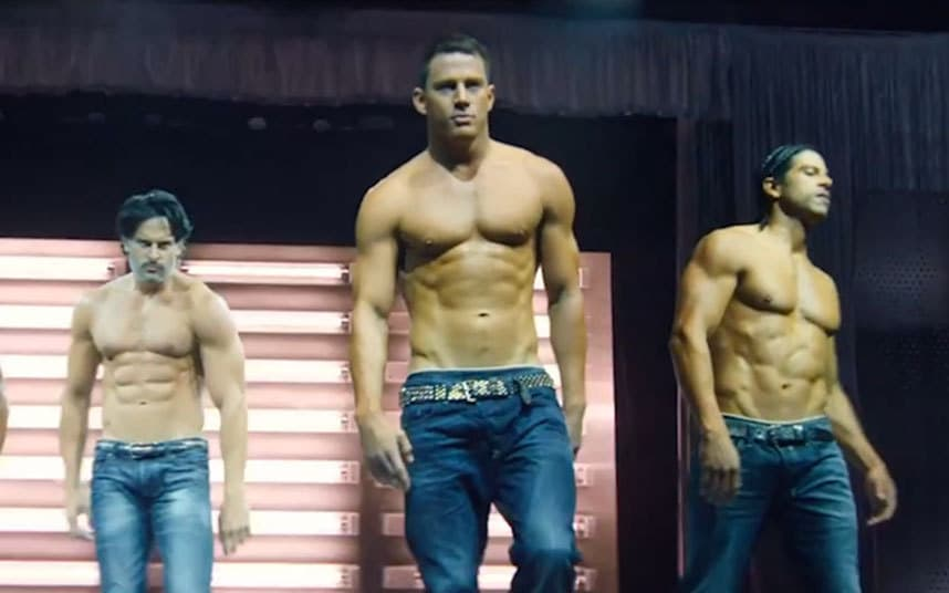 Video  Watch the new Magic Mike XXl trailer   Telegraph