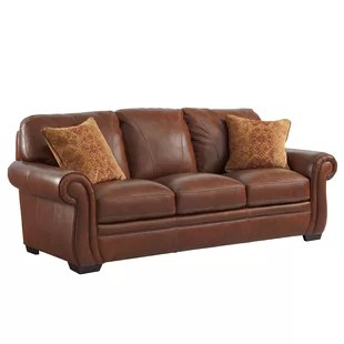 Gypsum Leather Sofa Antique Leather Sofa35