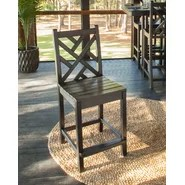 """Chippendale 24"""" Bar Stool"""