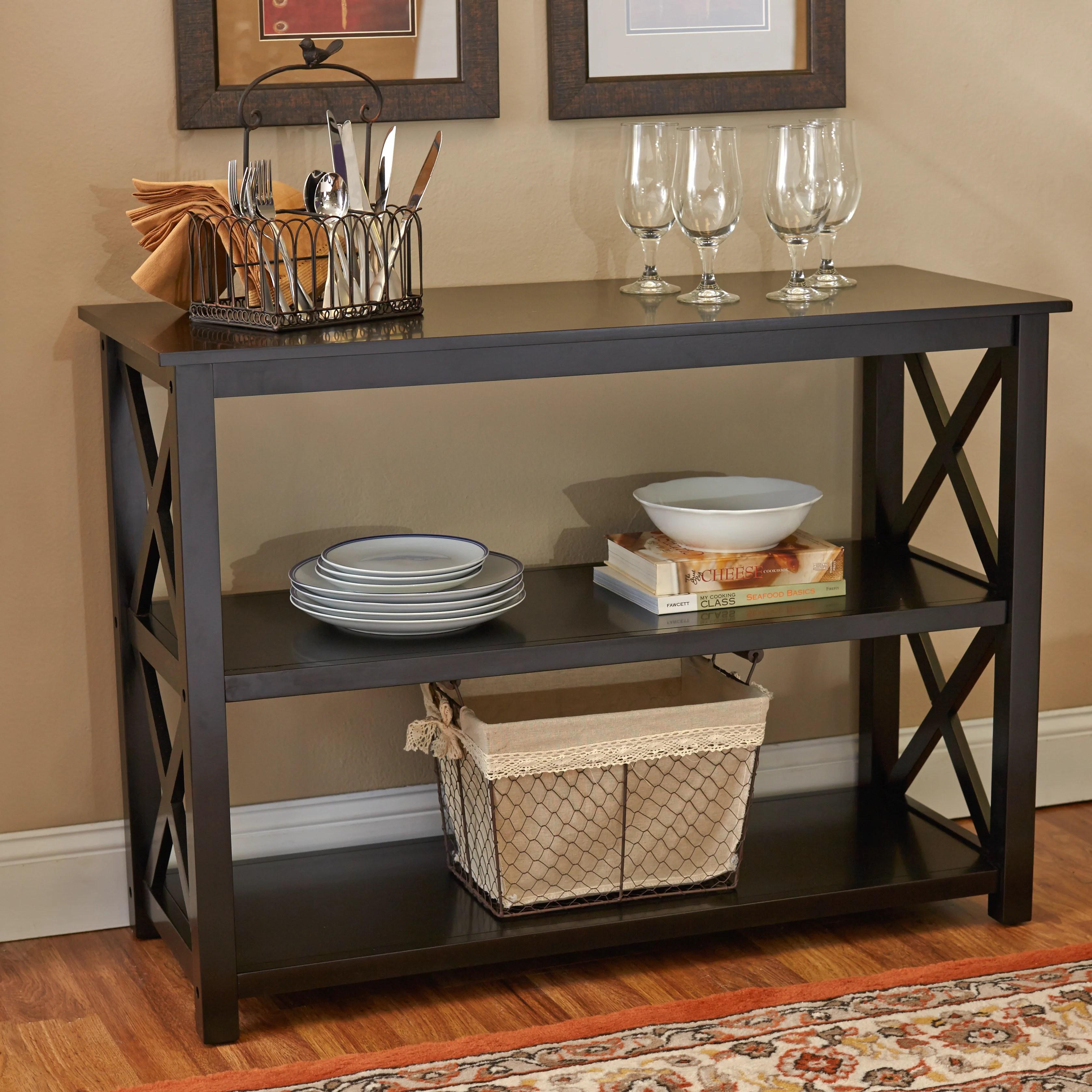 console sofa tables c kitchen console table Edmund Console Table