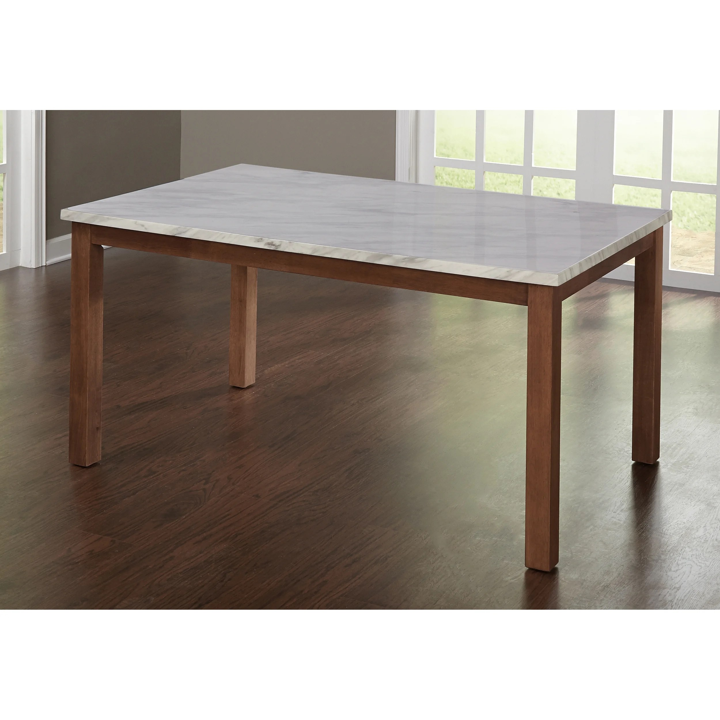 marble kitchen dining tables c a~ kitchen table las vegas Losey Dining Table