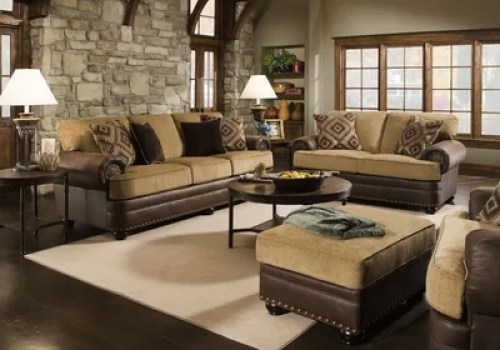 Simmons Upholstery Lattimer Living Room Collection