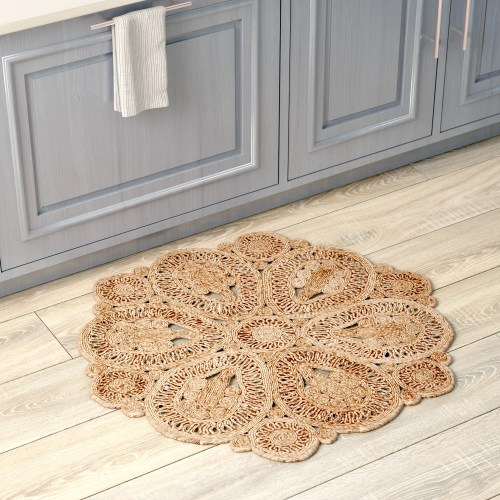 Medium Of Natural Area Rugs