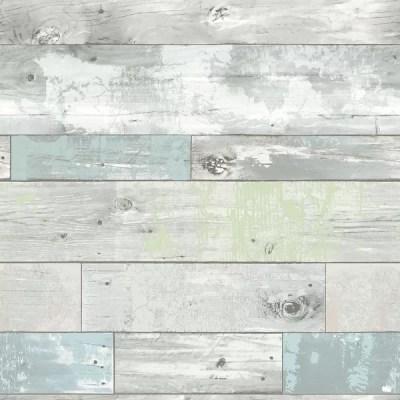 WallPops! Beachwood Peel And Stick Wallpaper Roll & Reviews | Wayfair