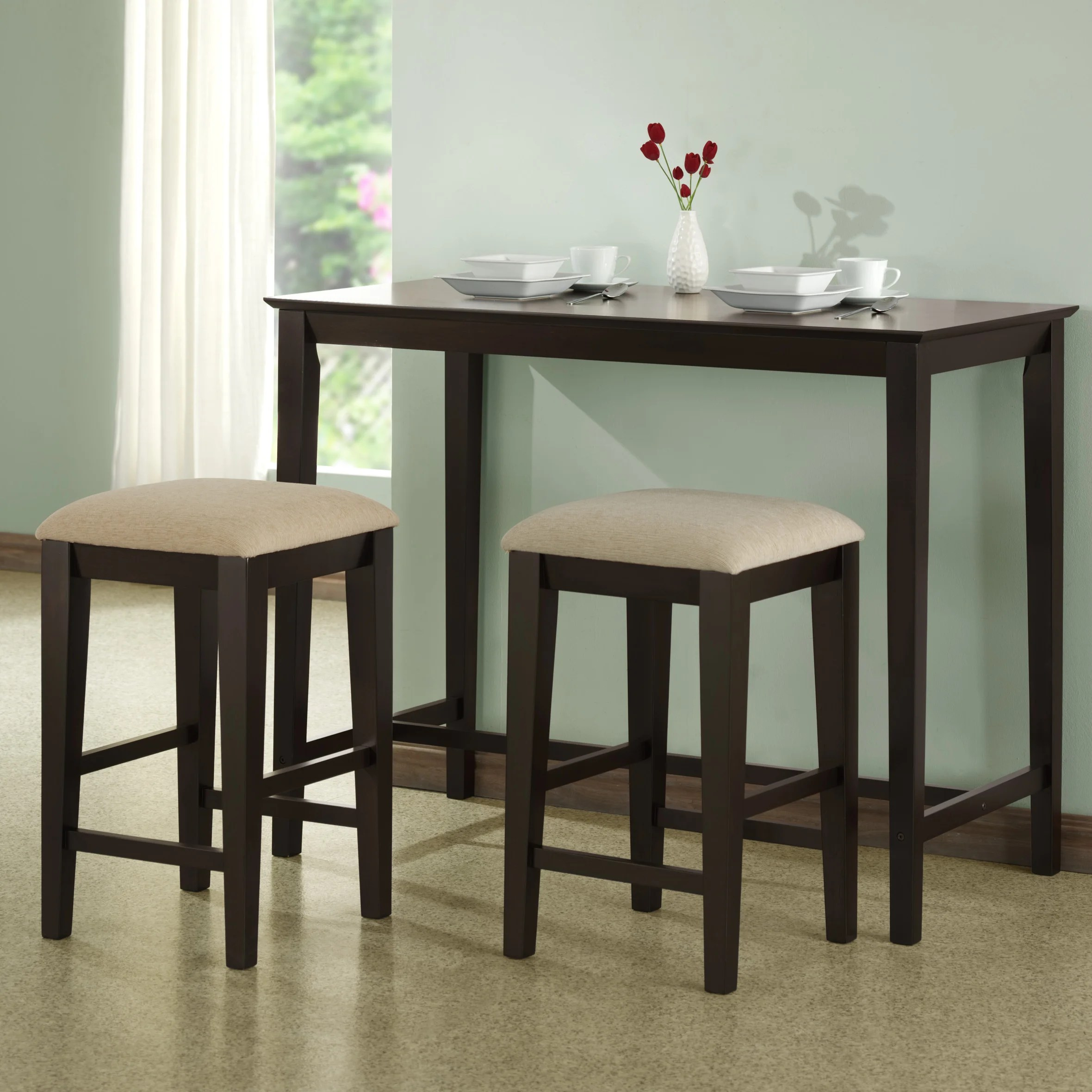 Monarch Specialties Inc Counter Height Kitchen Table MNQ bar height kitchen table Monarch Specialties Inc Counter Height Kitchen Table