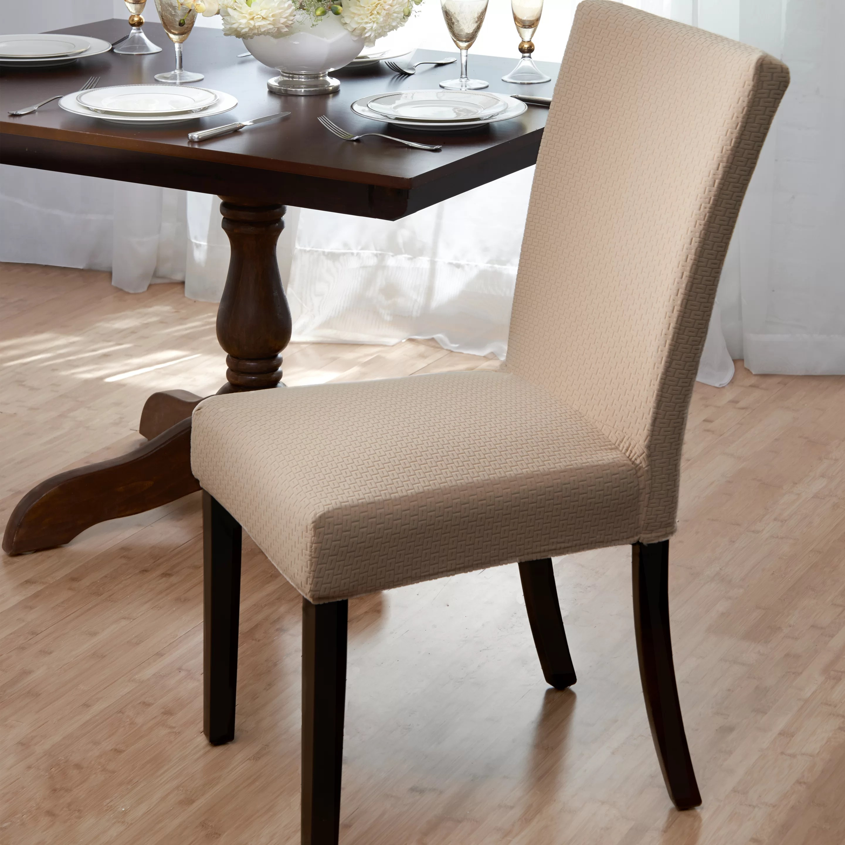 kitchen dining chair slipcovers c wayfair kitchen chairs