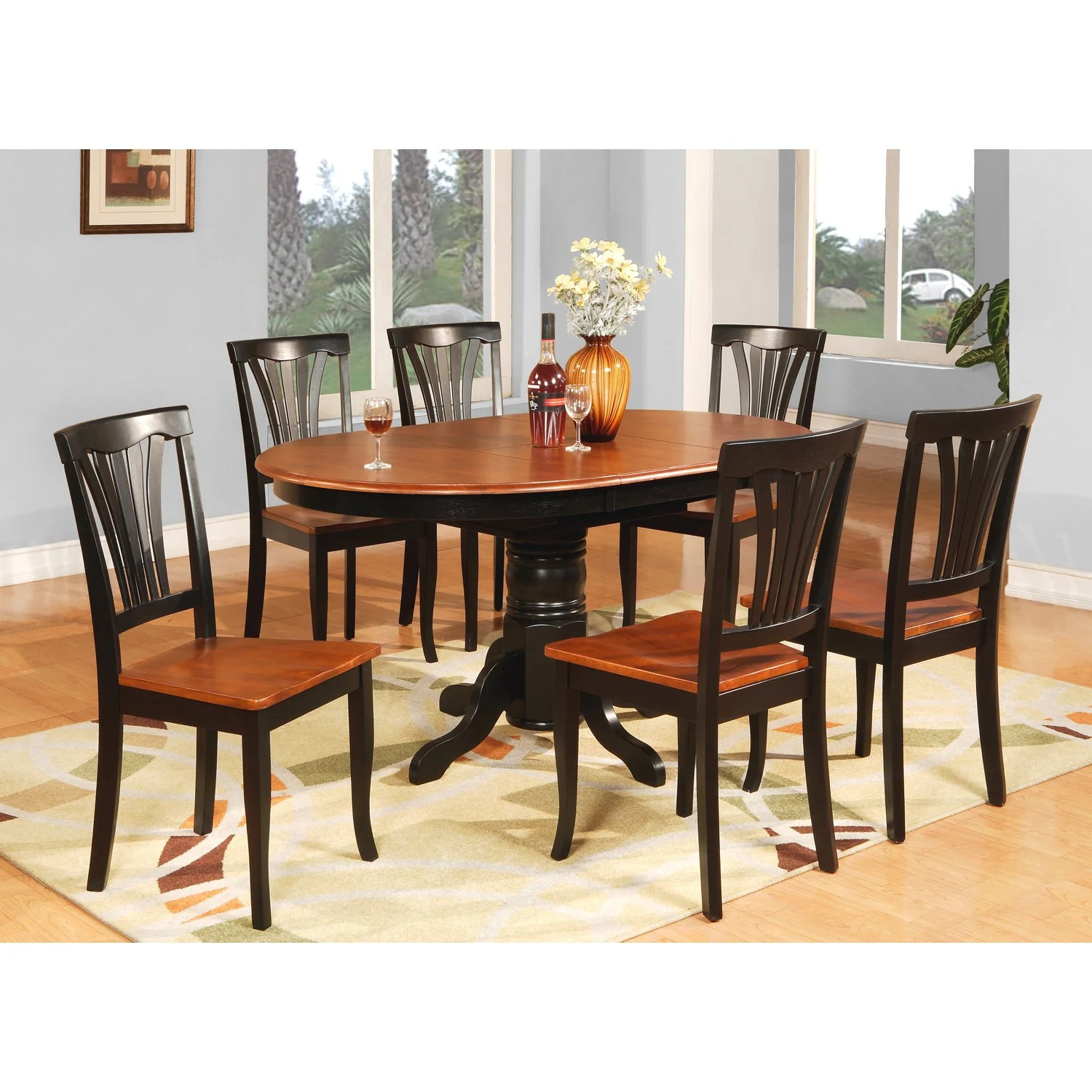 kitchen dining room sets c 4 person kitchen table Attamore 7 Piece Dining Set